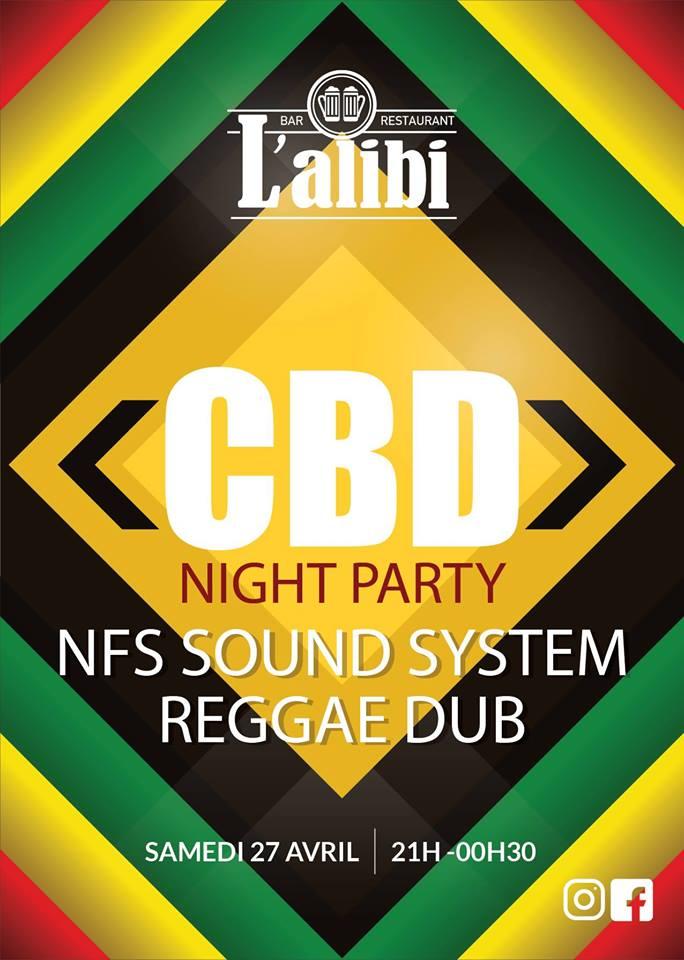 CBD Night Reggae