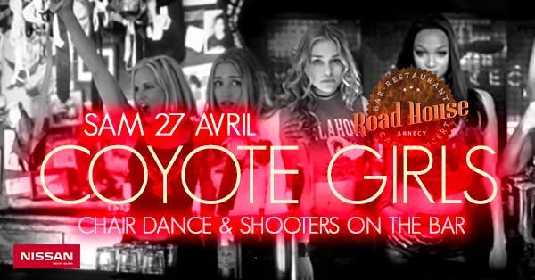 Soirée Coyote Girls