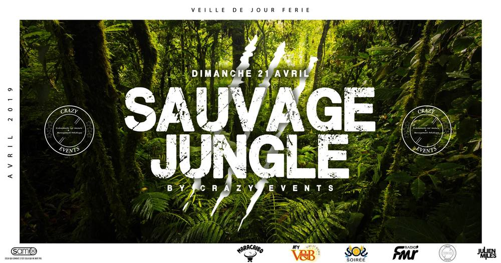 Soirée Jungle sauvage Maracaïbo