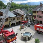Portes ouvertes au centre des Sapeurs Pompiers du Pays d'Alby