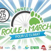 Annecy Roule et Marche pour le Climat