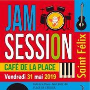 Jam Session Live par Fée du Son à St Félix