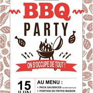 BBQ party à l'Alibi