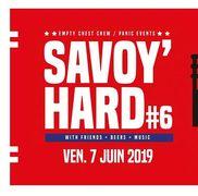 Soirée Savoy'Hard à L'Embuscade
