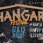 Hangar festival à Montagny les Lanches