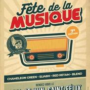 Fête de la musique à Saint Félix