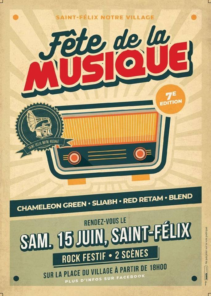 Fête de la Musique Saint Félix