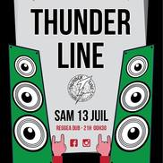 Thunder Line Sound System à l'Alibi