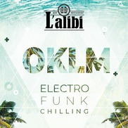 Soirée OKLM funk electro à l'Alibi