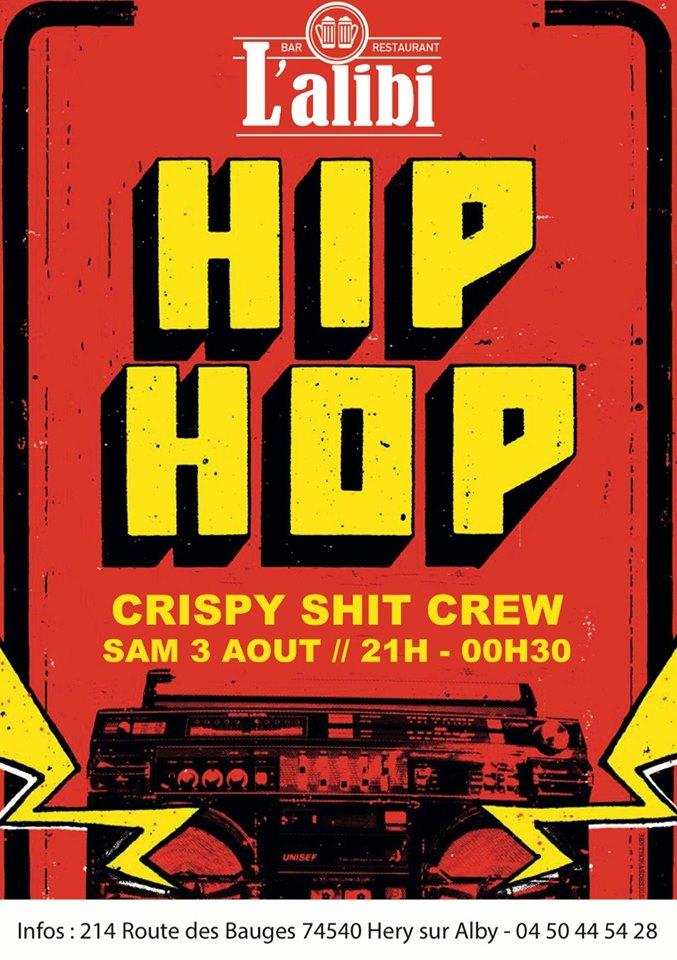 Concert Hip Hop Alibi