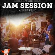 Jam Session avec Fée du son à St Félix