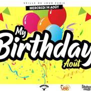 Soirée anniversaires au Maracaïbo