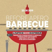 Before apéro barbecue au Maracaïbo