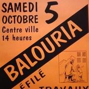Balouria à Rumilly