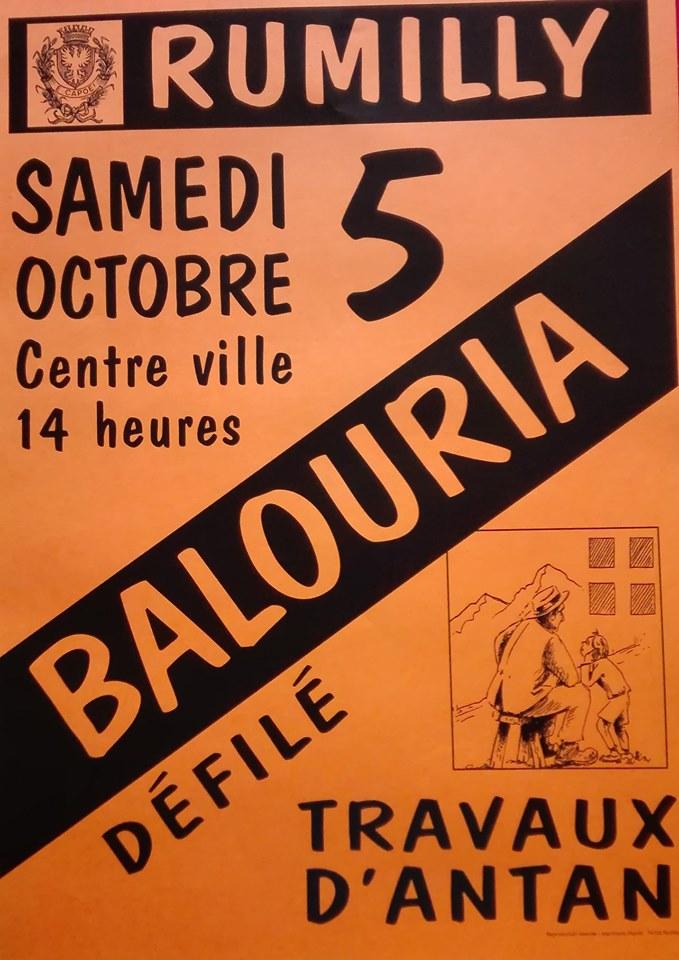 Balouria de Rumilly