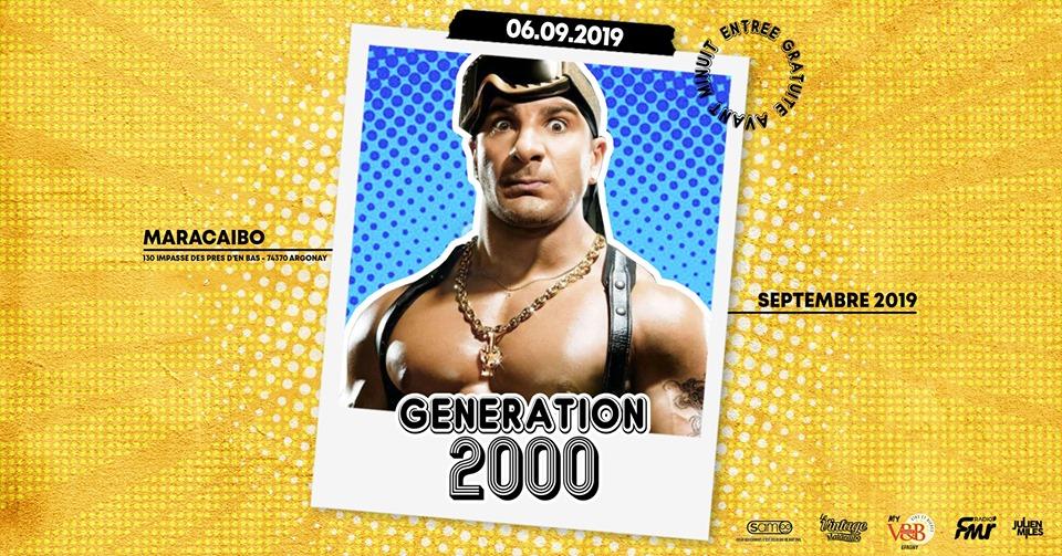 Soirée génération 2000