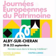 Journées Européennes du patrimoine à Alby