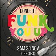 Concert de Funk you up à l'Alibi