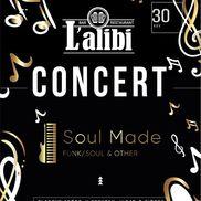Concert Soul Made à l'Alibi