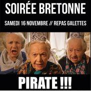 Soirée bretonne à l'Alibi