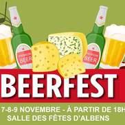 Beer Fest à Albens