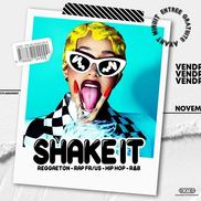 Soirée Shake it Reggaeton Hip Hop Rap