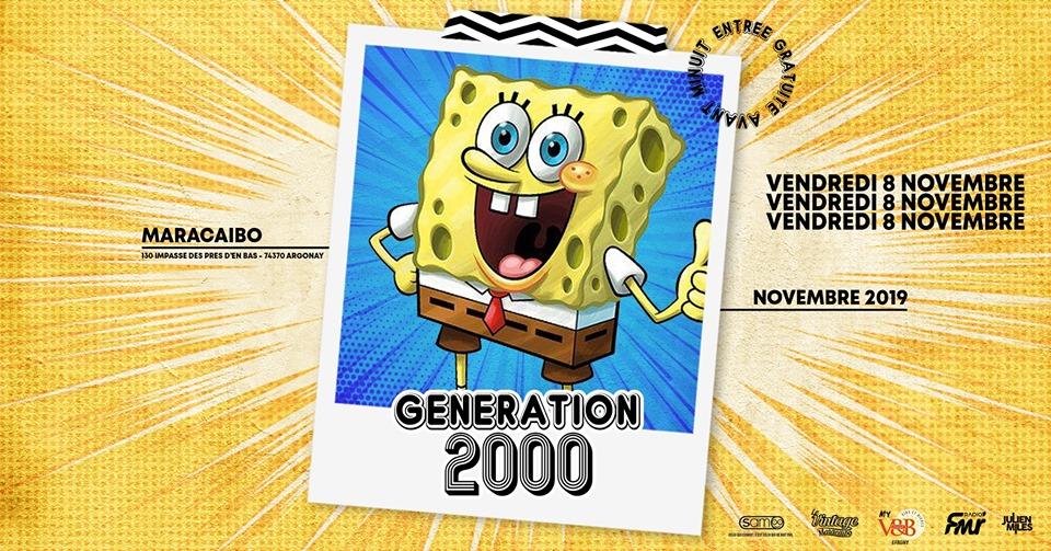Soirée années 2000