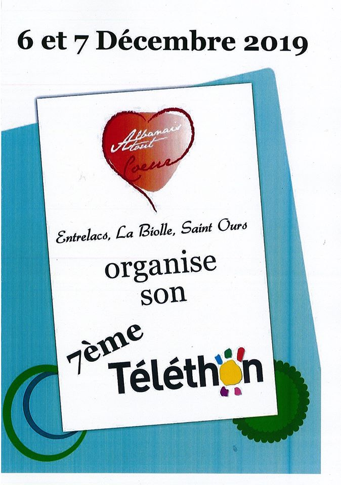 Téléthon Albanais Albens