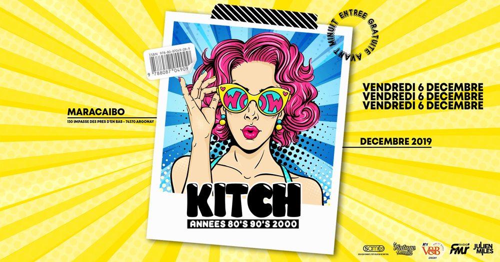 Soirée kitch Maracaïbo