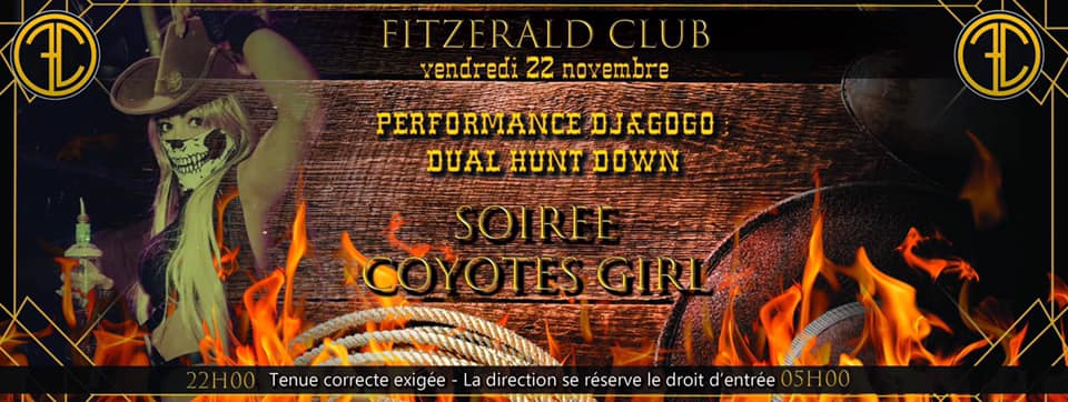 Soirée Coyotes Girls Annecy
