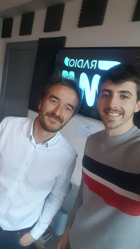Emmanuel Delessert Radio FMR