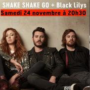 Shake Shake Go en concert à Rumilly