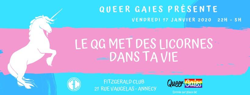 Queer Gaies Annecy
