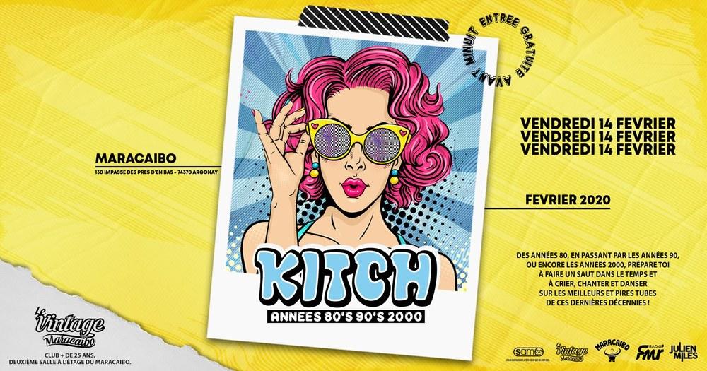 Soirée kitch Maracaibo