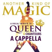 Concert tribute Queen «Another kind of Magic»