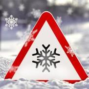 Conditions de circulation sur la neige