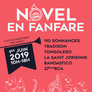 Novel en fanfare à Annecy