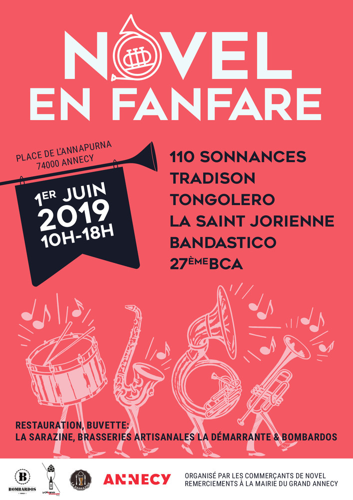 Fanfare Novel Annecy