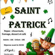 St Patrick à Sales