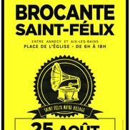 Brocante de Saint Félix