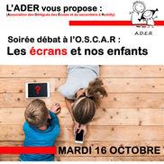 Soirée débat «Les écrans et nos enfants» ...
