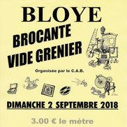 Brocante de Bloye