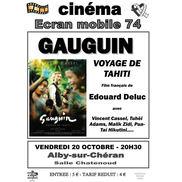 Séance cinéma à Alby - Gauguin