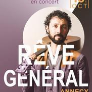 Barrueco en concert à Annecy