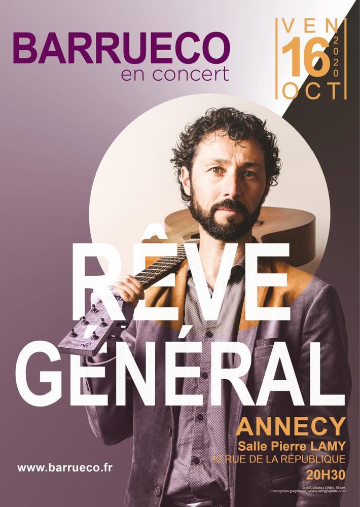 Concert Barrueco Annecy