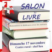 Salon du livre de Marcellaz Albanais