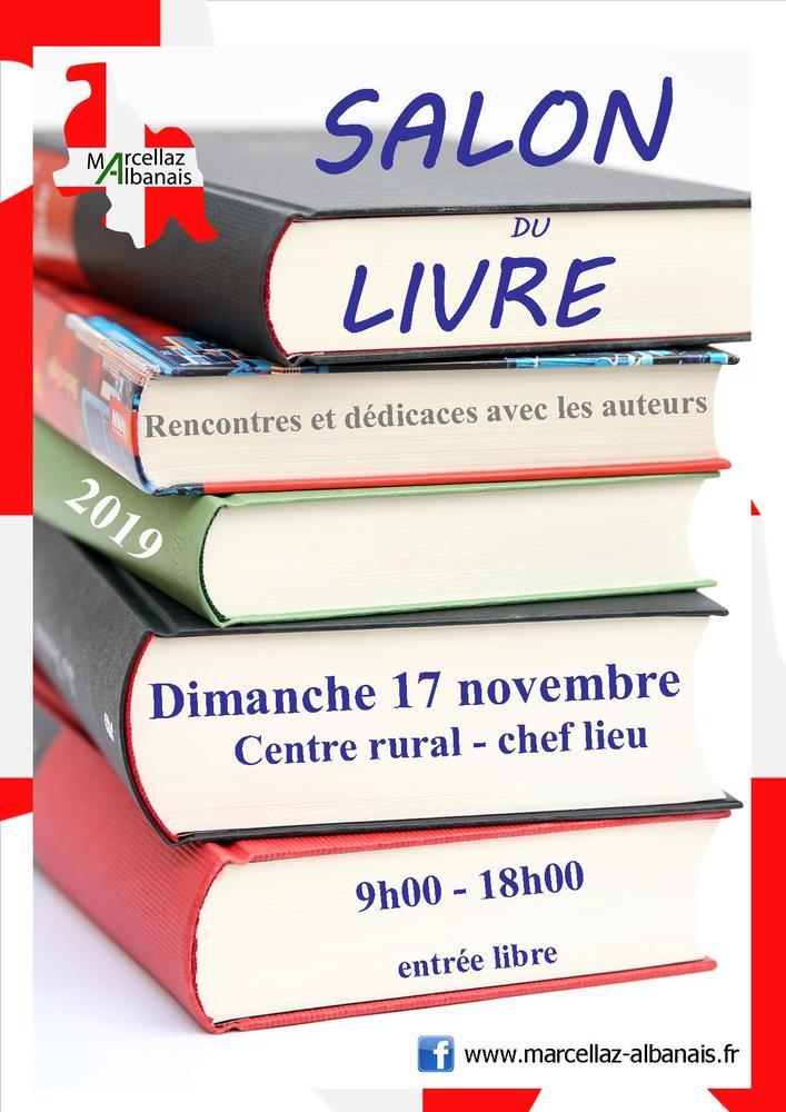 Salon du livre Marcellaz