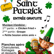 Saint Patrick à Boussy