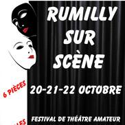 « Rumilly sur scène », festival de théâtre amateur
