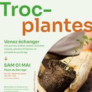 Troc Plantes à Alby sur Chéran